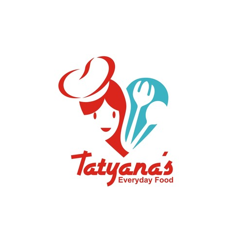 Logo for YouTube food channel!.