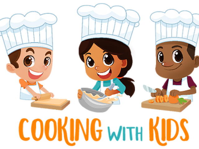 Kids cooking clipart » Clipart Station.