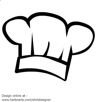 Cooking Hat Clipart.