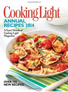 Cooking Light Annual Recipes 2016: Every Recipe! A Year's Worth of.