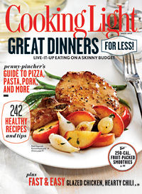 Cooking Light Magazine: September 2012 Magazine.