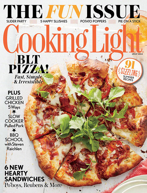 Cooking Light Magazine Subscription.