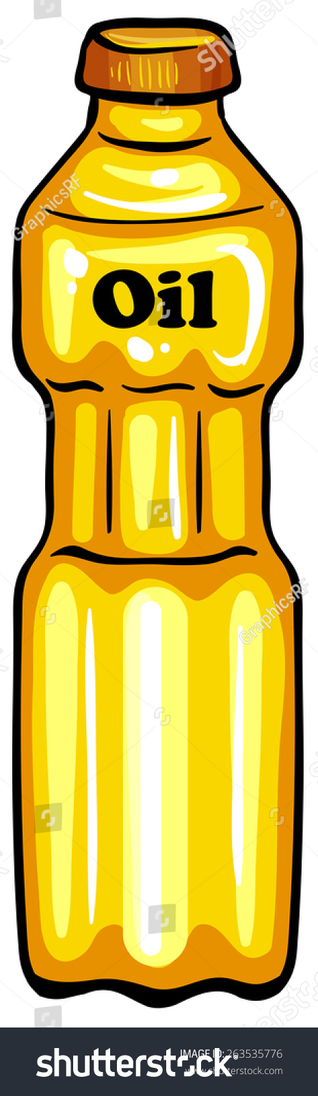 Cooking Oil Clipart & Free Clip Art Images #17505.