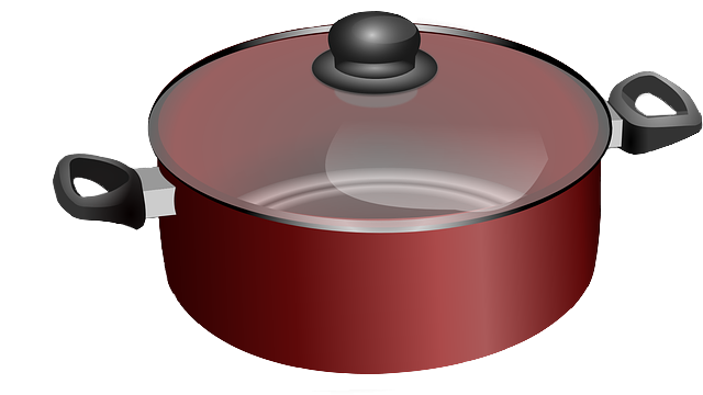 Cooking Pot Clipart.