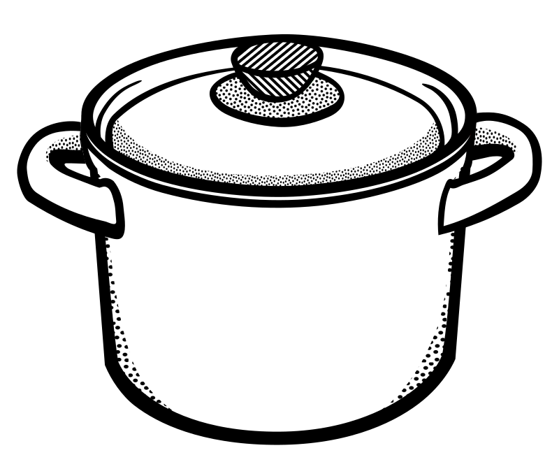 Cooking Pot Clipart Clipground