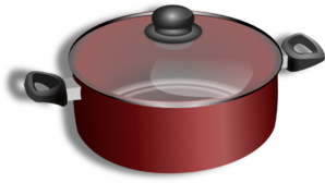 Cooking Pot Clip Art at Clker.com.
