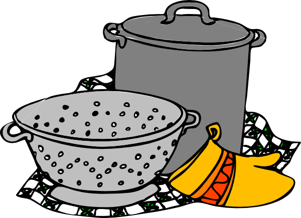 Cooking Utensils Clipart.