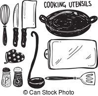 Cooking utensils Stock Illustrations. 30,229 Cooking utensils clip.