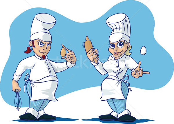 Coolclips Of Chefs Clipart.