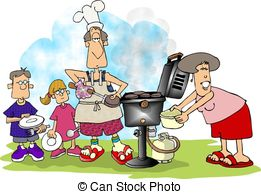 Cookout Stock Illustrations. 2,110 Cookout clip art images and.