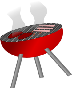 Cookout clipart 5.