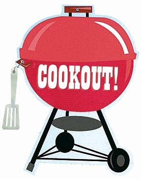 Cookout Clip Art Free.