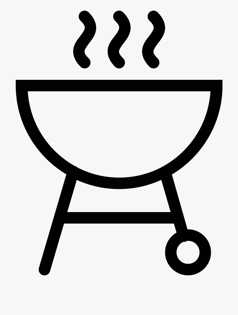 Cookout Clipart Black Family.