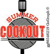 Cookout Clip Art.