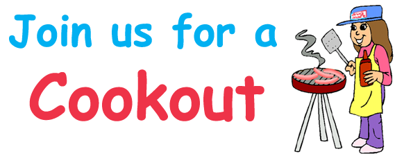 Cookout Clipart Images.