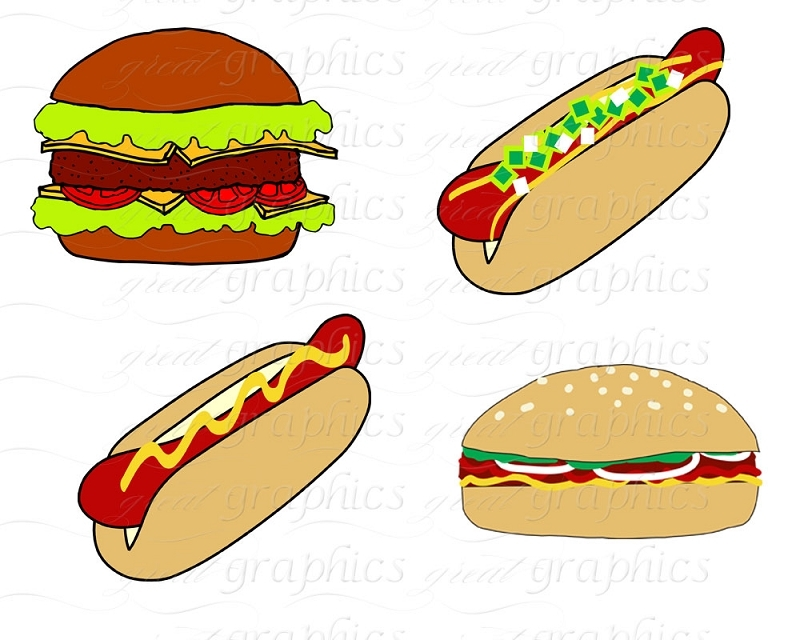 Cook Out Clip Art.