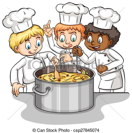 Cooks clipart.