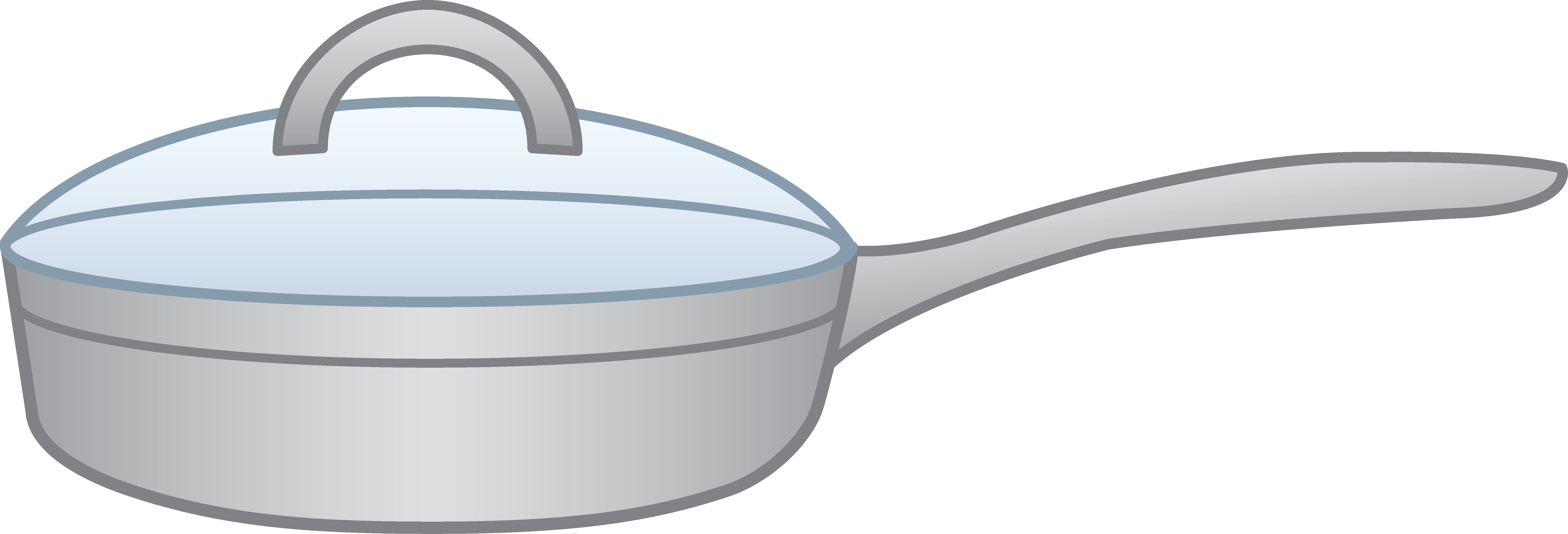 Frying Pan Clip Art.
