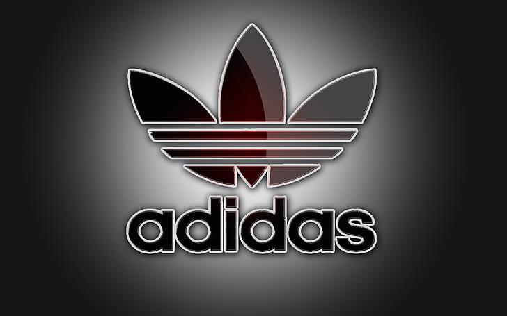 HD wallpaper: Adidas Cool Logo, sports, brand, fashion.