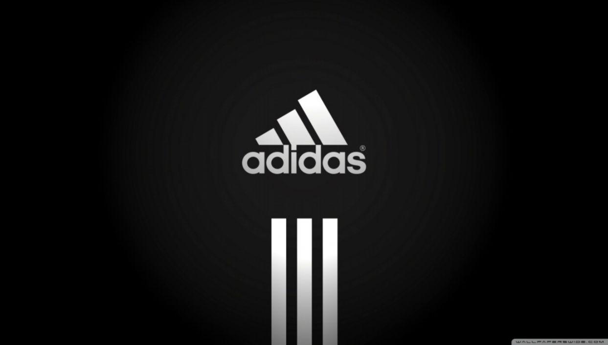 Adidas Logo Wallpaper.