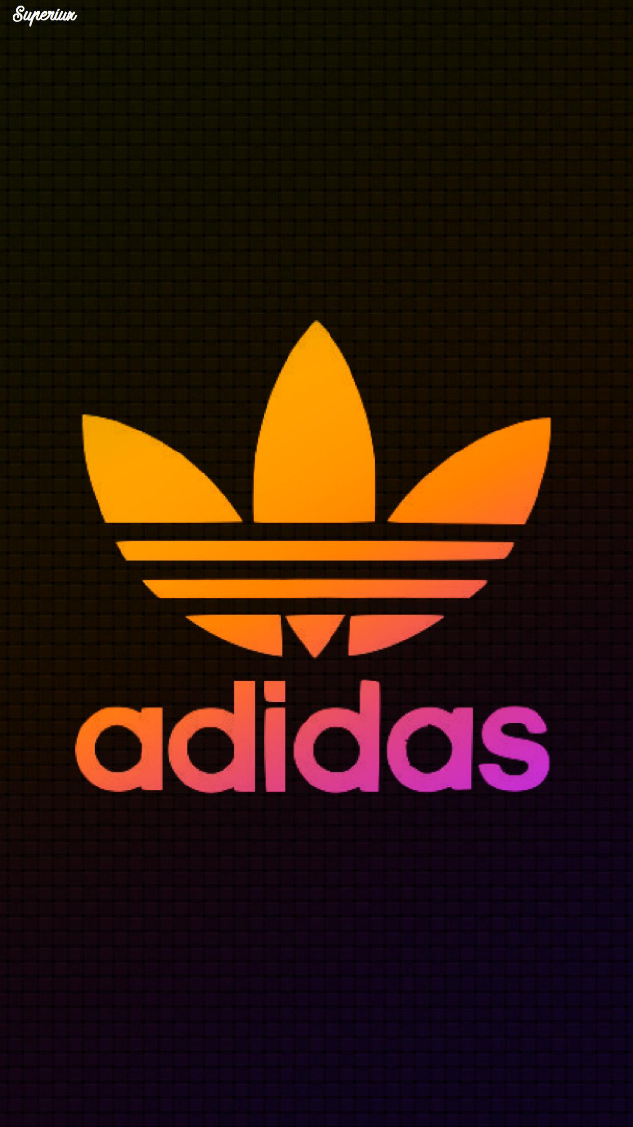 Adidas Wallpaper Logo in 2019.