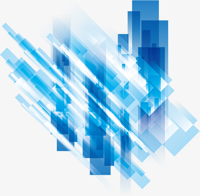 Cool Technology Background Vector, Blue, #43798.