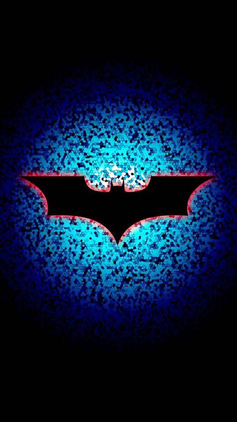 Super cool Batman logo.