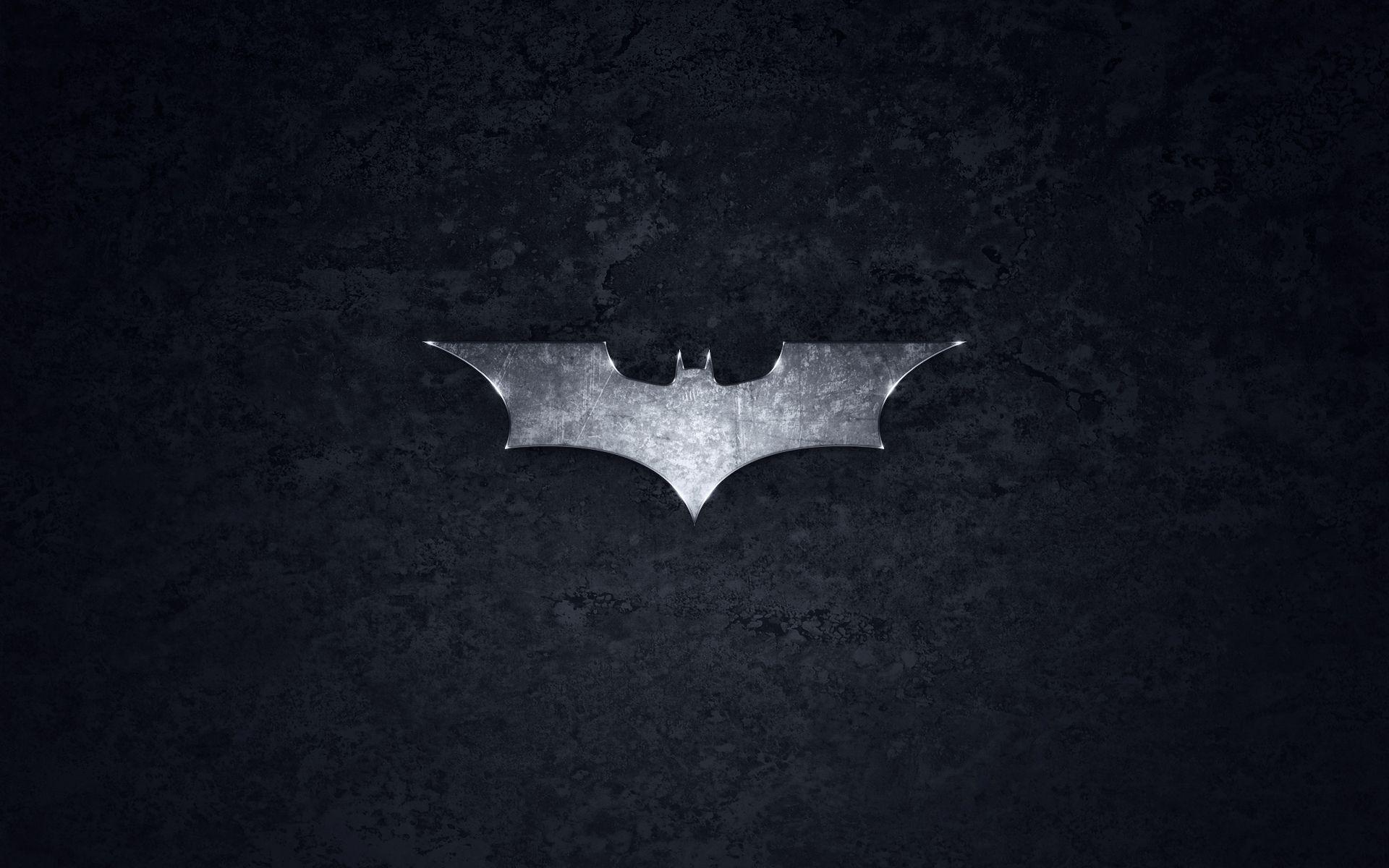 Cool Batman Logo wallpaper.