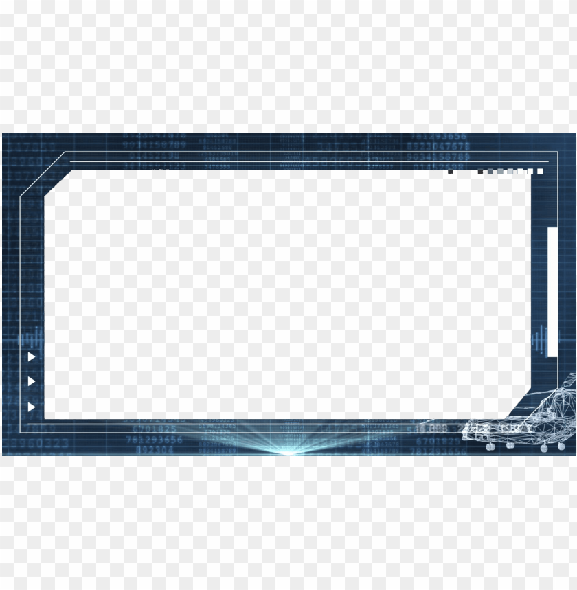 tech borders png png transparent stock.