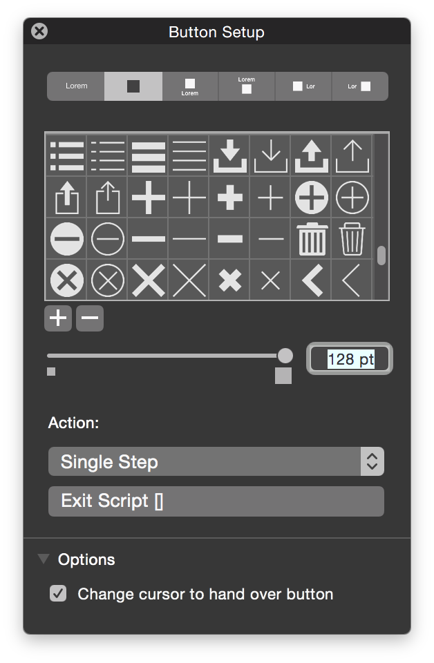 14 for 14: Setting up cool looking buttons just got easier.