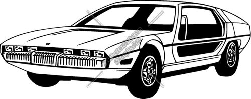 Cool Car Clipart and Vectorart: Vehicles.