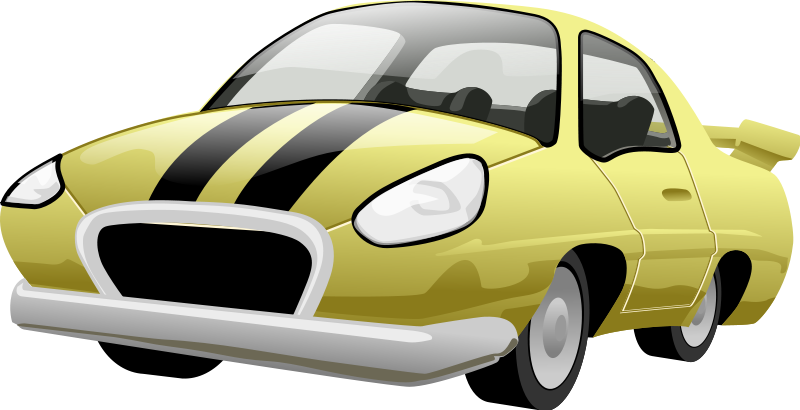 Cool Cars Clipart.