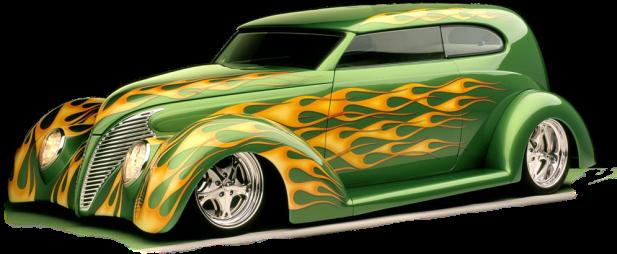 Classic Car Clipart Cool Car.
