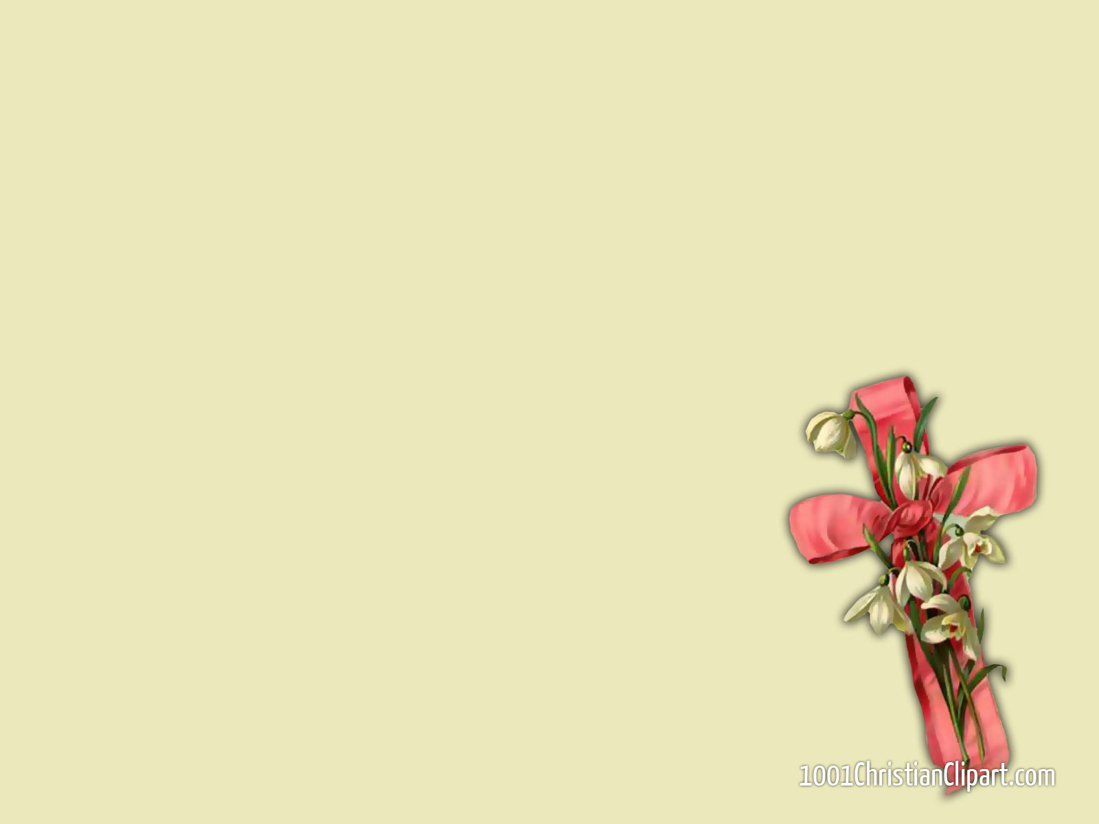 Pink Ribbon Cross Wallpaper, Christian Clipart, Https.