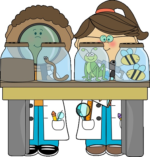 Cool Science Clipart.