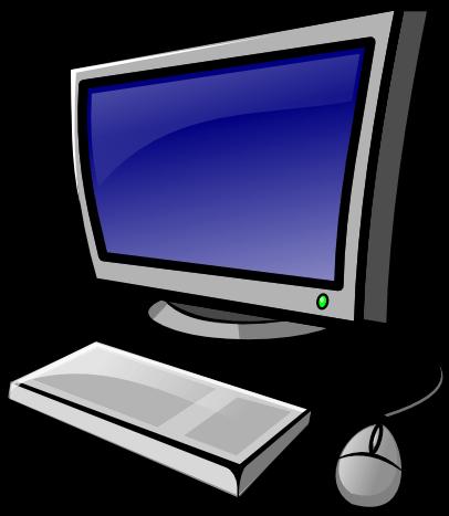 Cool Computer Cliparts.