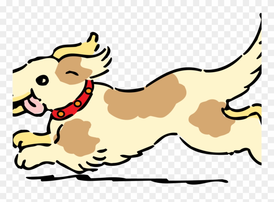 Dog Running Clipart Cross Country Clip Art.
