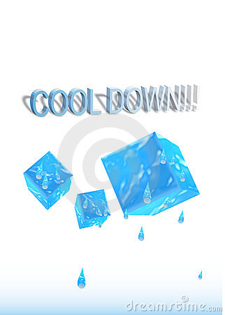 Cool Down Stock Images.