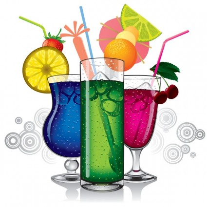 Cold drinks Free vector for free download (about 12 files.