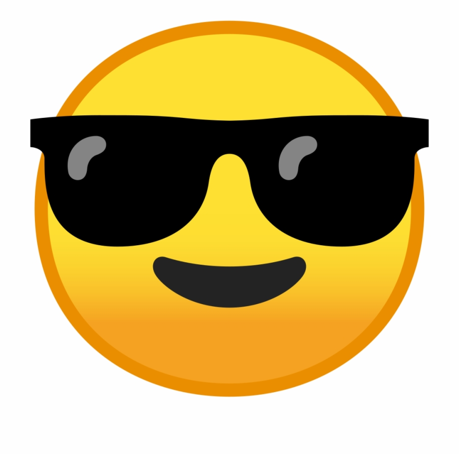 Cool Emoji Clipart for print.