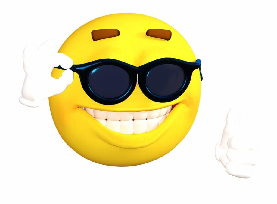 Cool Holidays Emoji Transparent Stick Png.