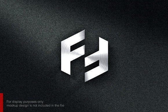 Cool Letter Logo.