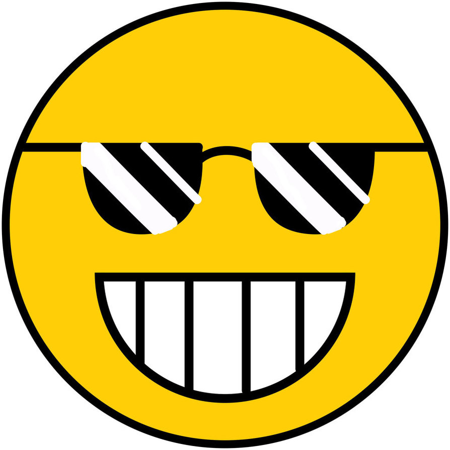 Cool Smiley Face Clipart Clipart Kid.