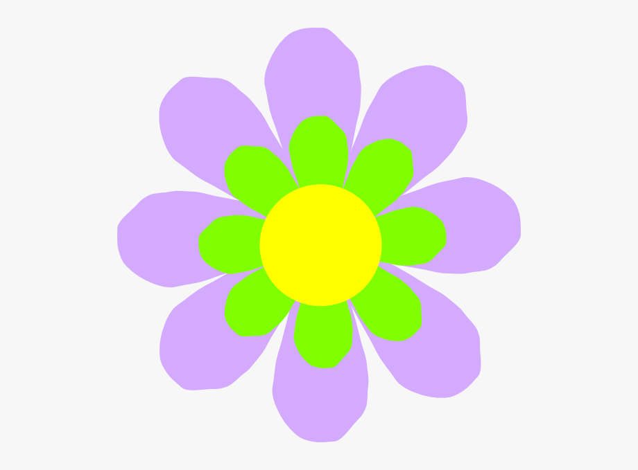 Cool Flower Clipart.