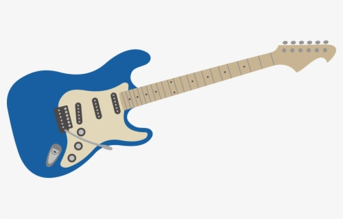 Free Electric Guitar Clip Art with No Background.