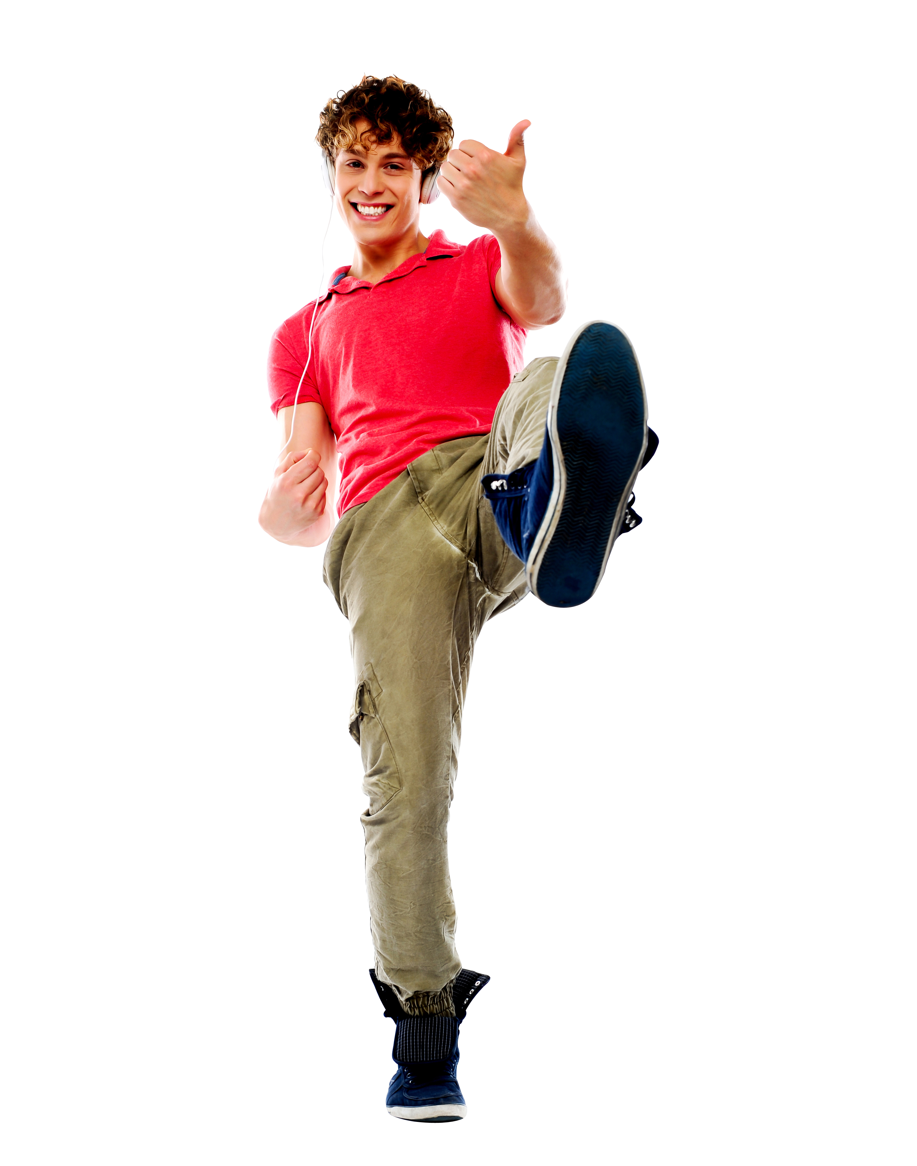 Cool Guy PNG Image.