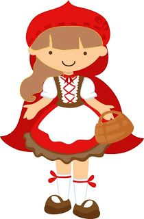 Lil Red Riding Hood.
