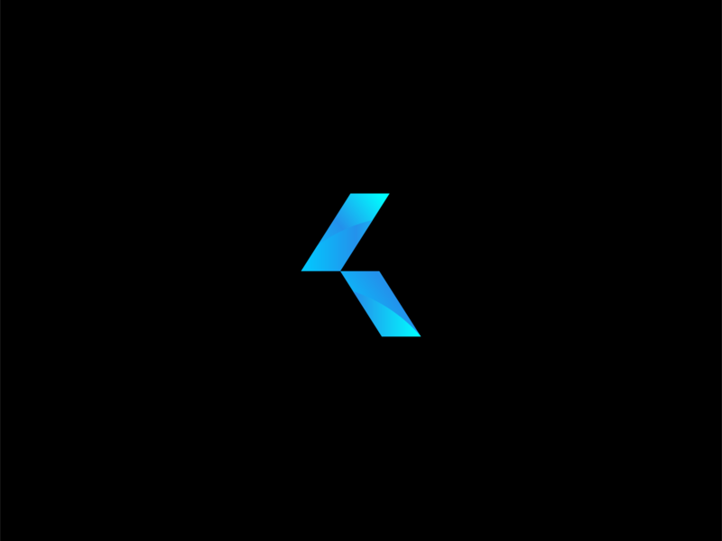 K Letter Logo by Agny Hasya Studio on Dribbble.