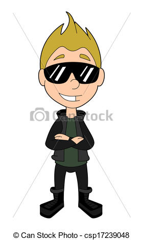 Cool kid Stock Illustrations. 21,682 Cool kid clip art images and.