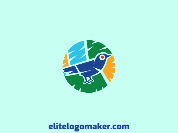 Bluebird Logo.